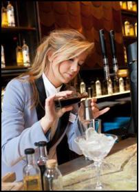 hire a female bartender