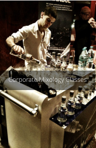team buildng mixology classes