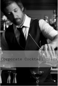 corporate cocktail making classes